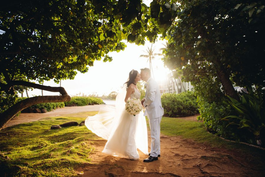 Kahala Resort Wedding