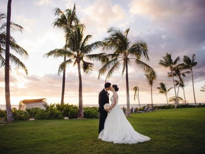 Four Seasons Ko'olina Wedding