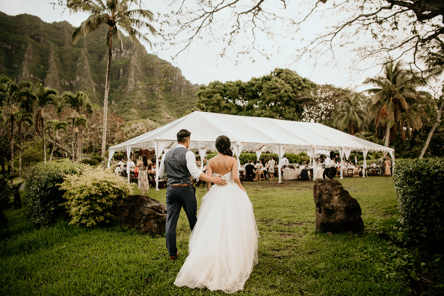 Kuloa Ranch Wedding